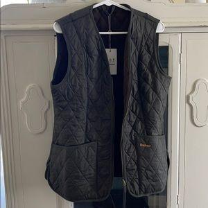Barbour vest / liner NWT
